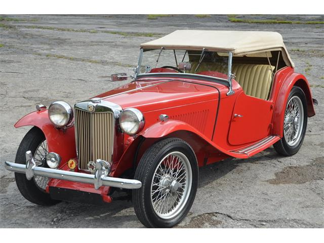 Picture of 1949 MG TC located in Lebanon Tennessee - $28,800.00 - OCRD