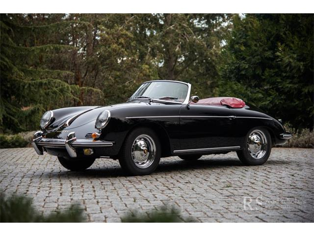 Picture of Classic 1960 356B located in Raleigh North Carolina - $245,000.00 Offered by  - OCS2