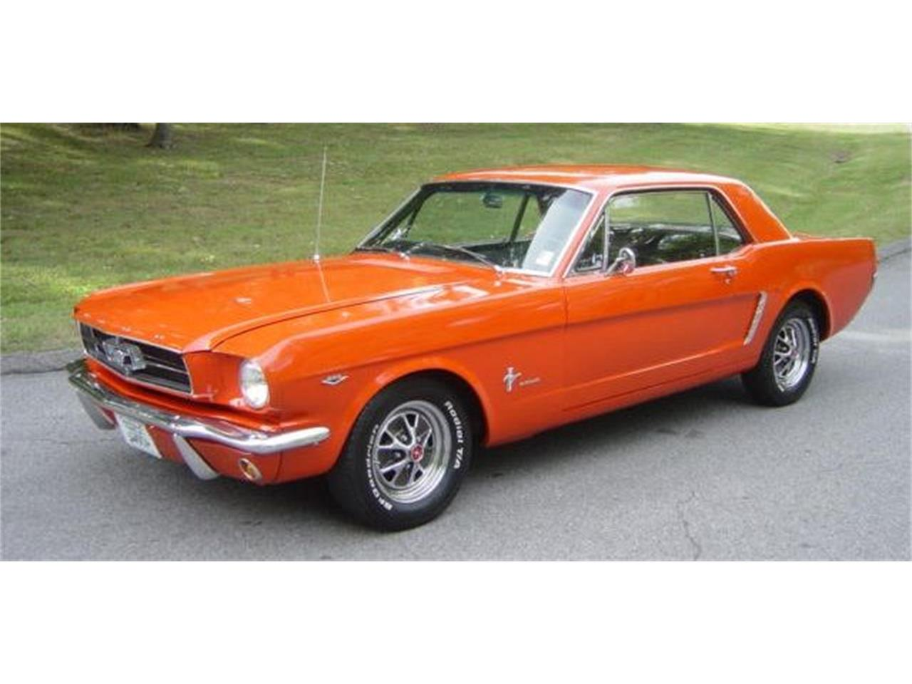65 Ford Mustang >> For Sale 1965 Ford Mustang In Hendersonville Tennessee