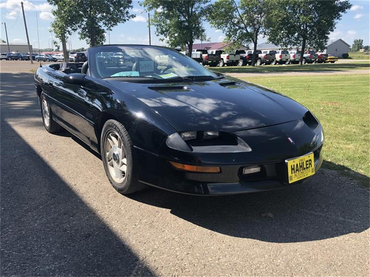 Large Picture Of 95 Camaro Ocse