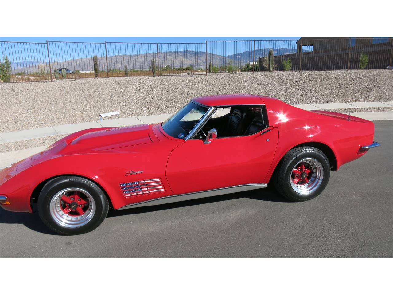 Large Picture of 1972 Chevrolet Corvette located in Arizona - OCSF