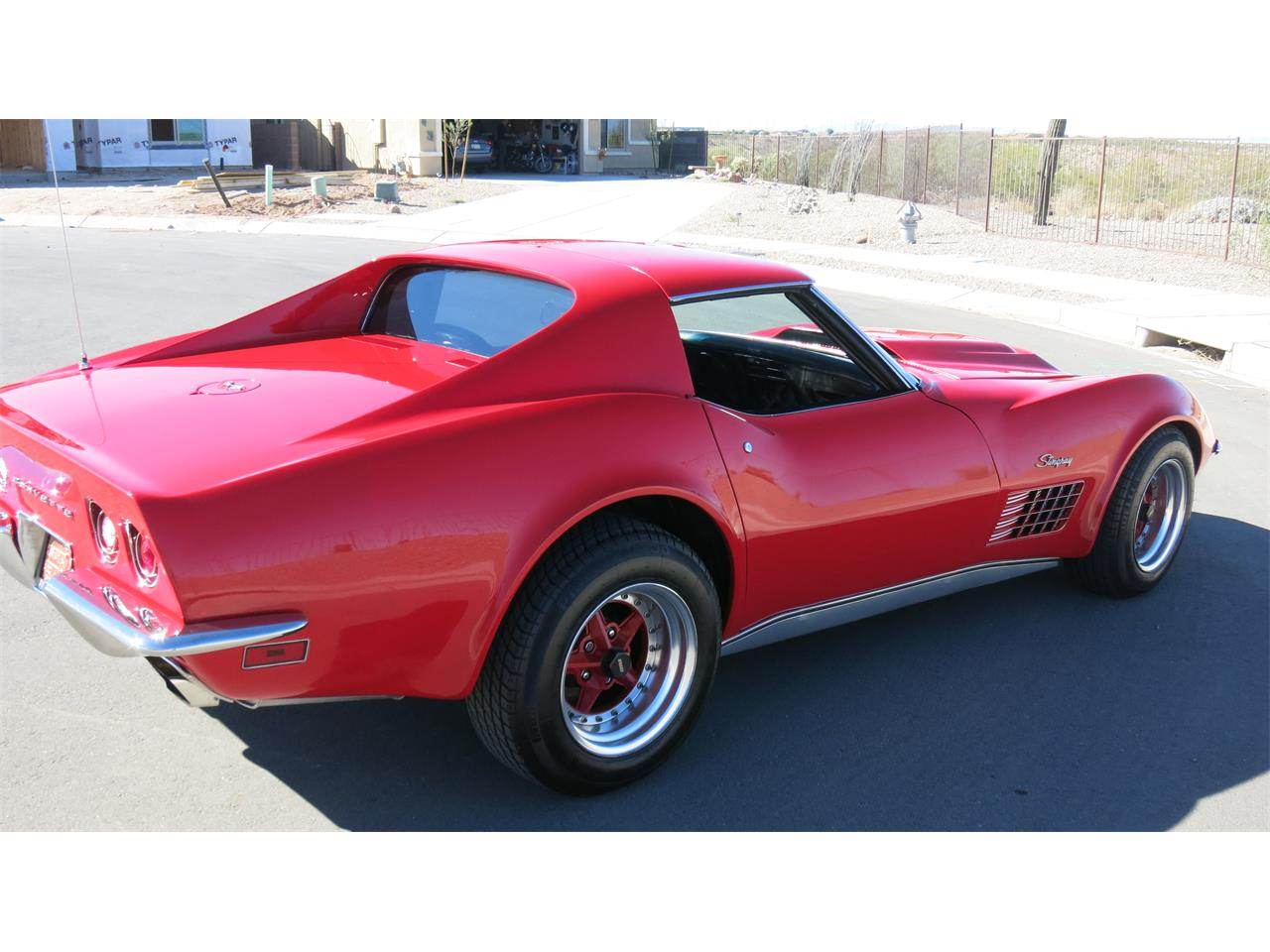 Large Picture of Classic '72 Chevrolet Corvette Offered by a Private Seller - OCSF