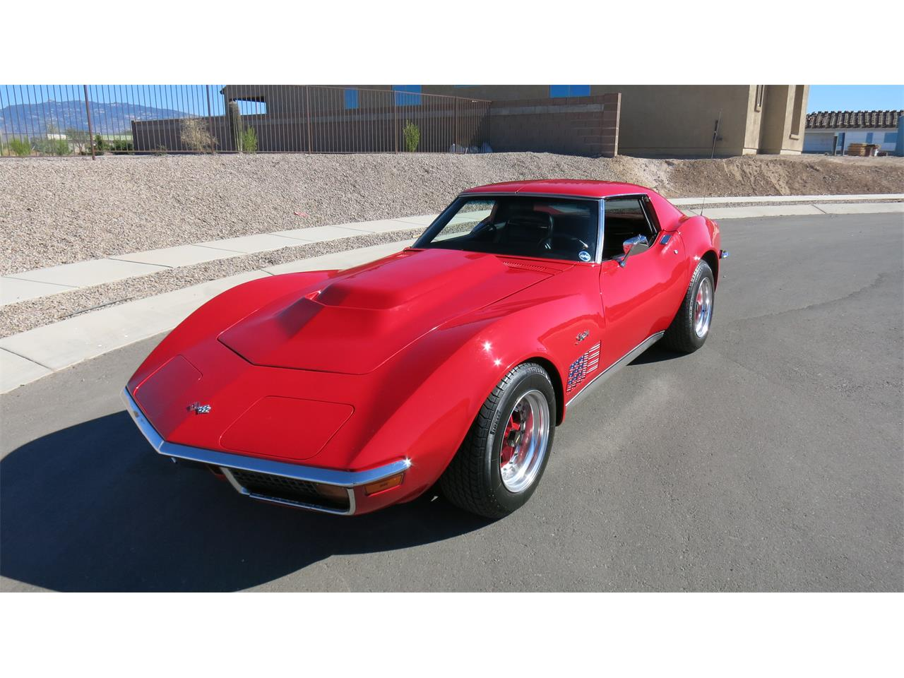Large Picture of Classic 1972 Chevrolet Corvette - $25,000.00 Offered by a Private Seller - OCSF