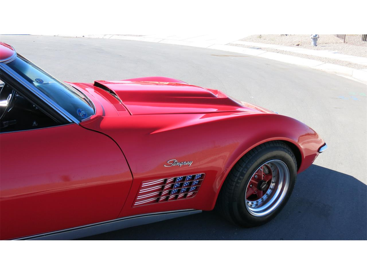 Large Picture of '72 Corvette - OCSF