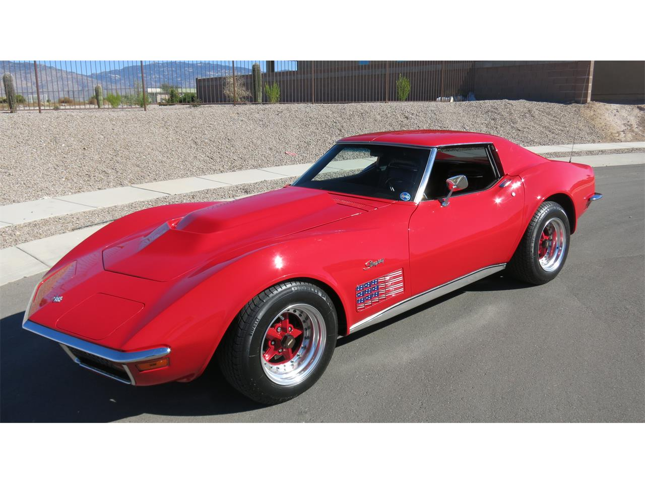 Large Picture of '72 Chevrolet Corvette located in Vail Arizona - $25,000.00 - OCSF