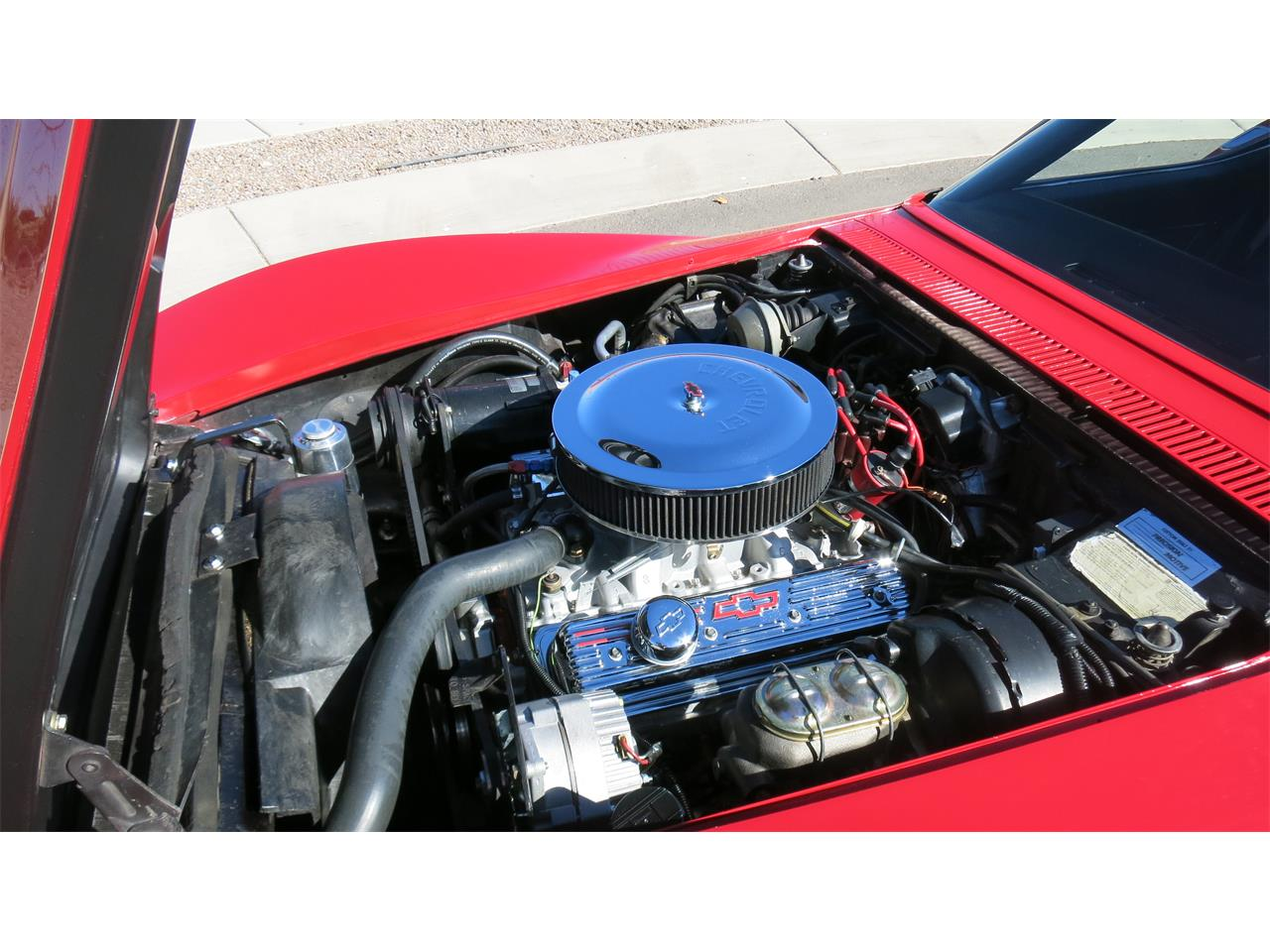 Large Picture of Classic 1972 Chevrolet Corvette - OCSF
