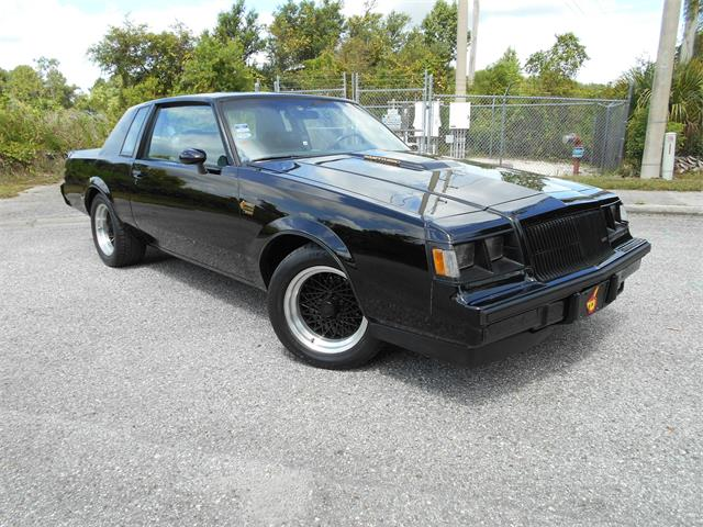Picture of '87 Grand National - OCT0