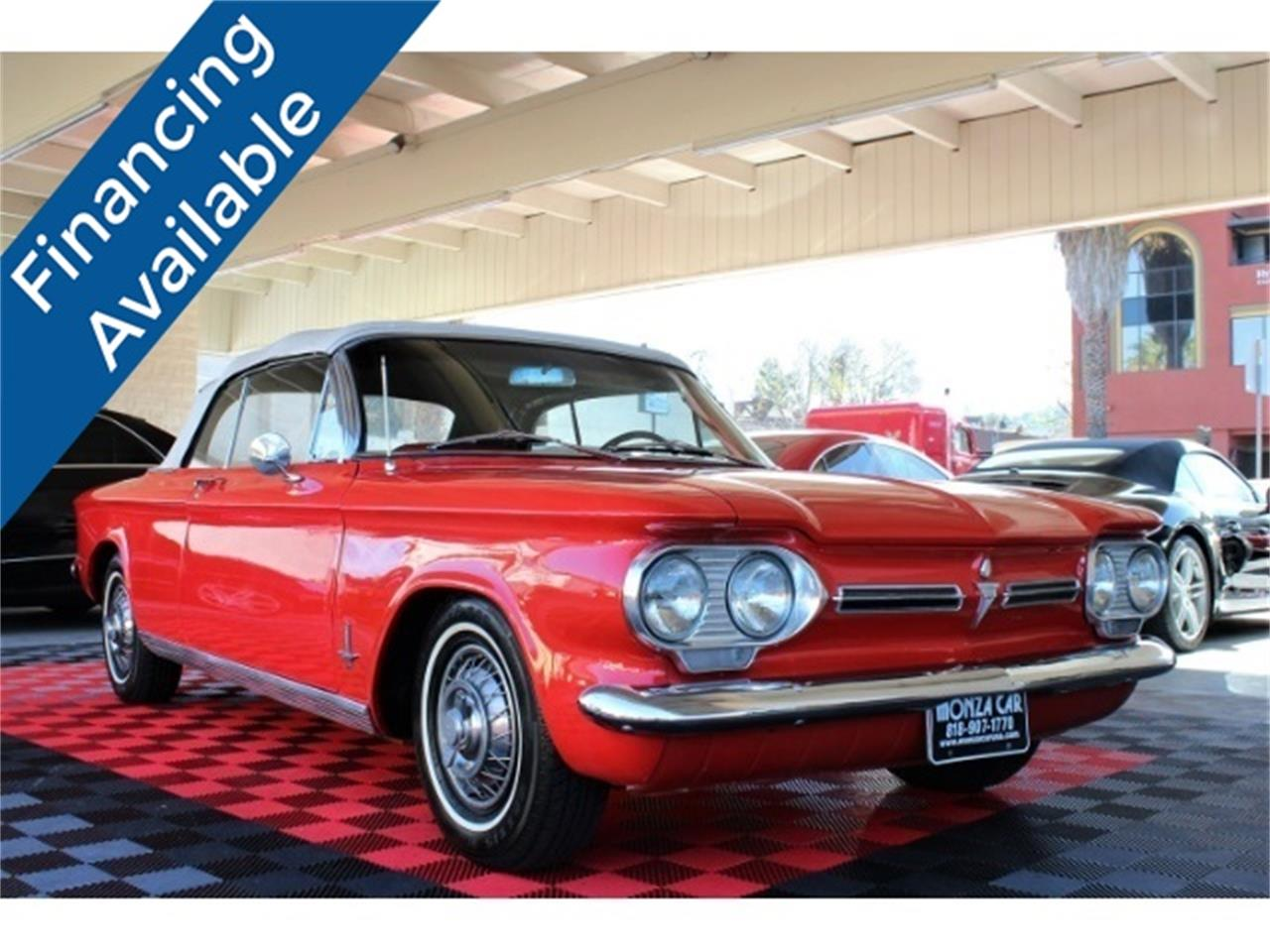 Picture of '62 Corvair - OCT7