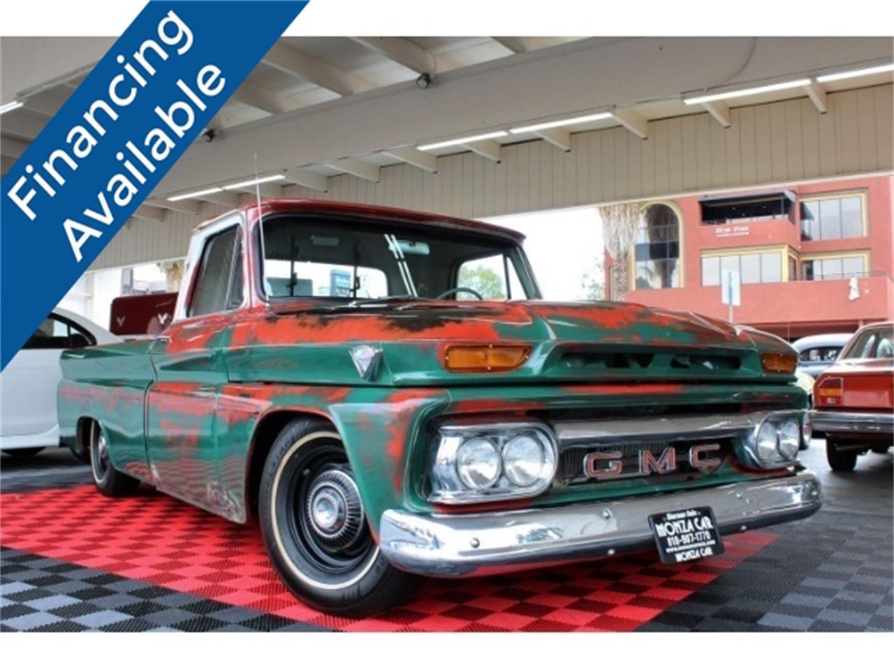 For Sale: 1966 GMC Pickup in Sherman Oaks, California
