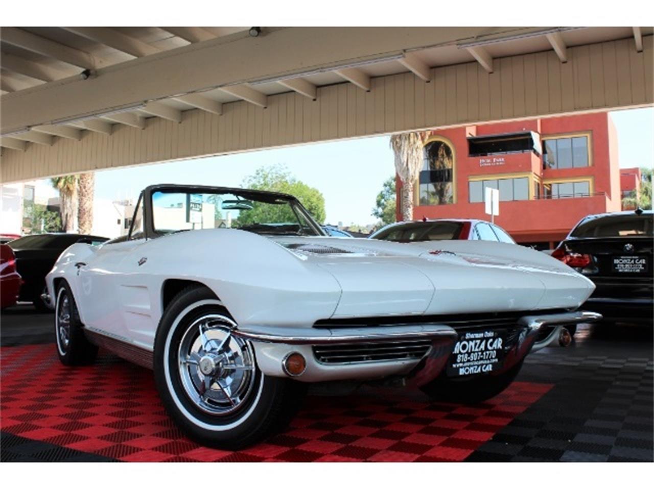Picture of '63 Corvette - OCTF