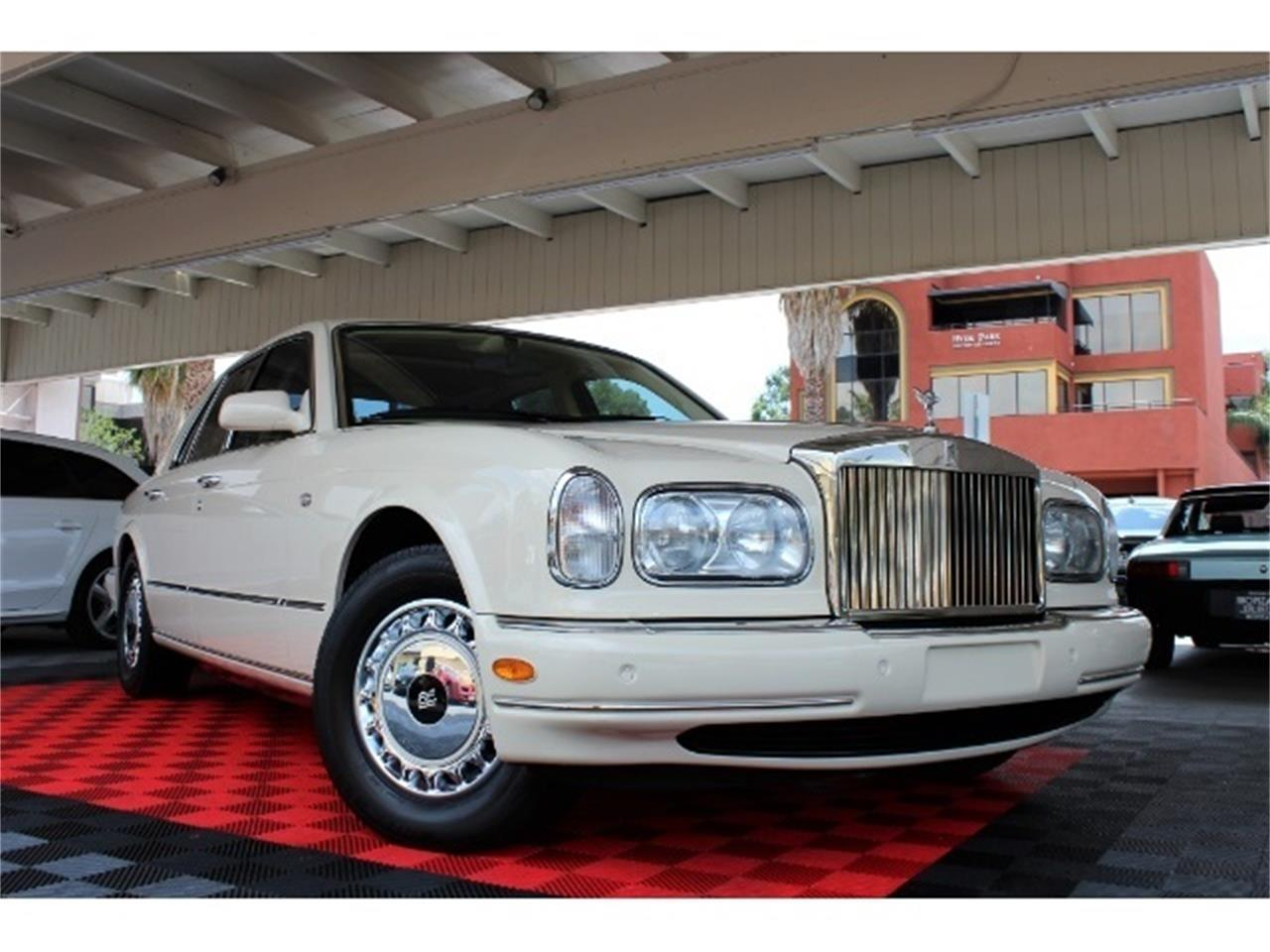 2000 rolls-royce silver seraph for sale | classiccars | cc-1136357