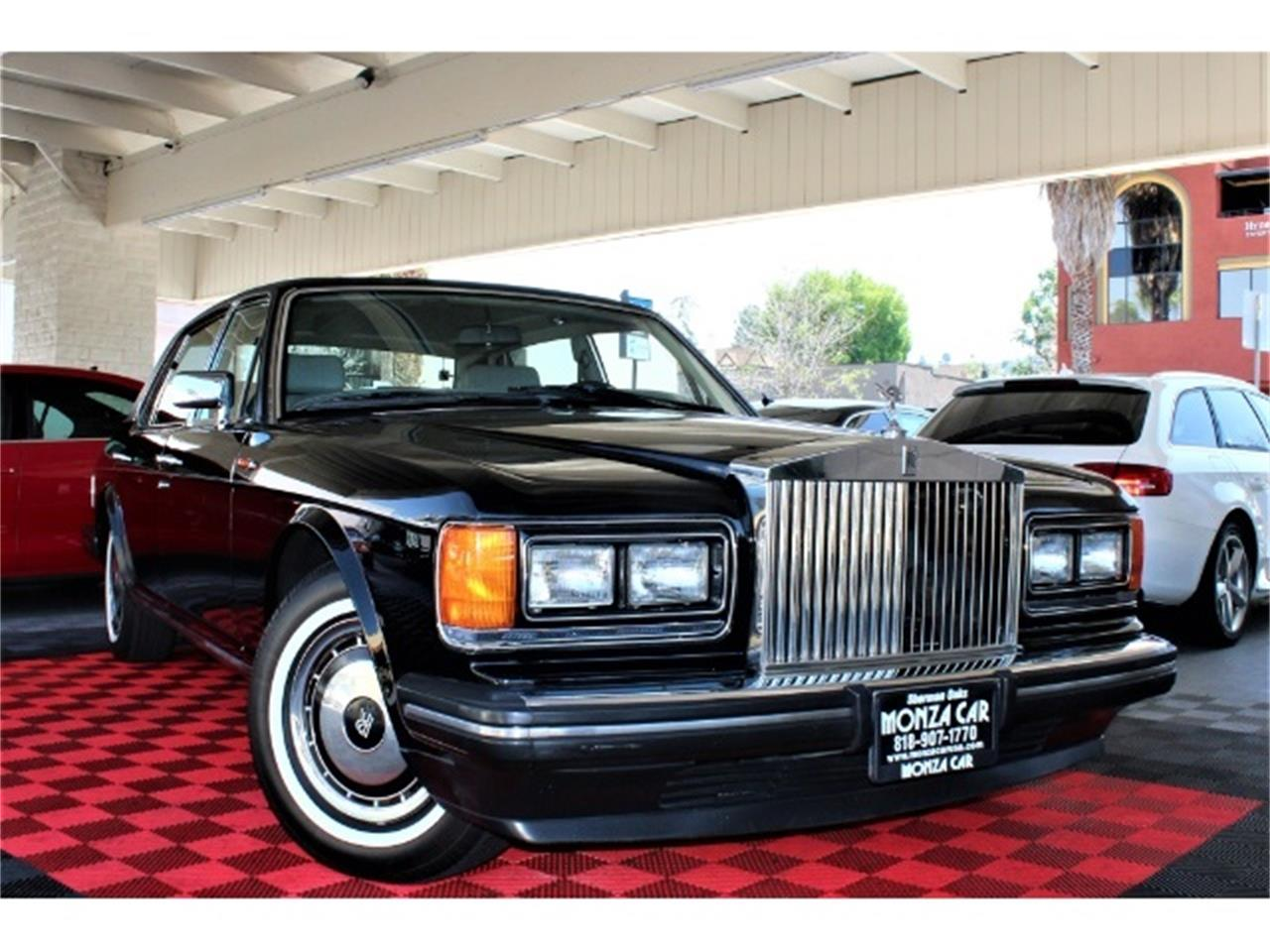 Picture of '90 Silver Spur - OCUB