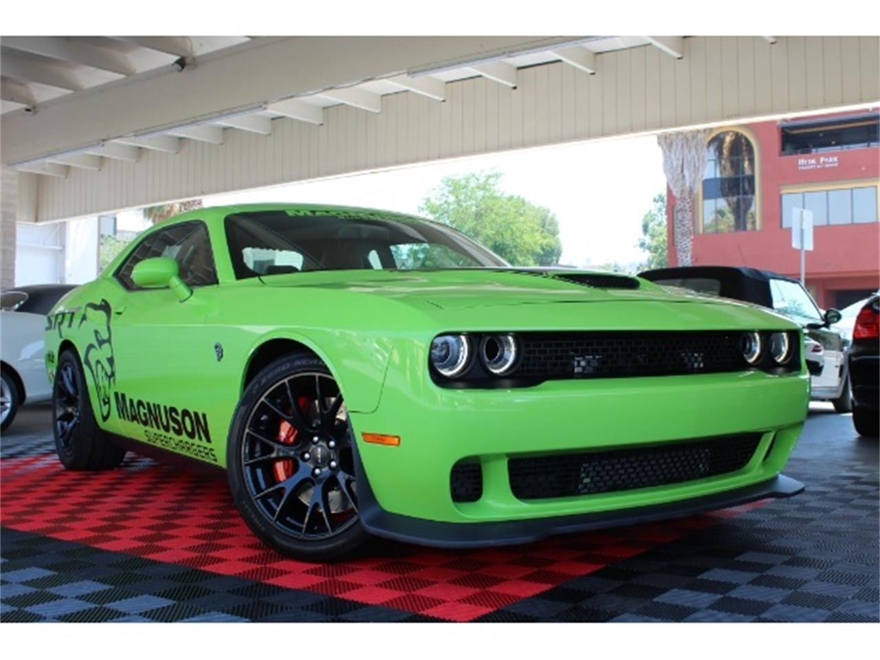 2015 Dodge Challenger Hellcat For Sale >> 2015 Dodge Challenger Srt Hellcat For Sale Classiccars Com Cc