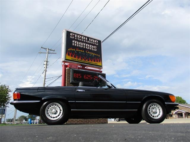 Picture of 1985 Mercedes-Benz 500SL - $29,900.00 - OCVA