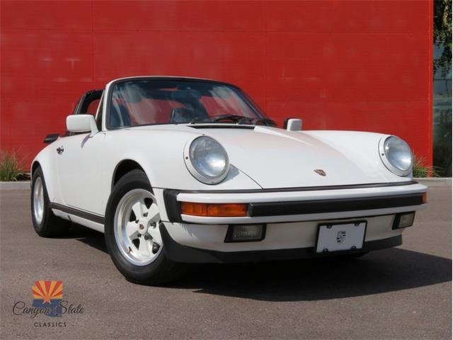 Picture of '88 Porsche 911 located in Tempe Arizona - $52,900.00 Offered by  - OCVE