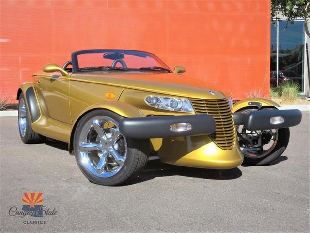 Picture of 2002 Chrysler Prowler located in Tempe Arizona - OCW1