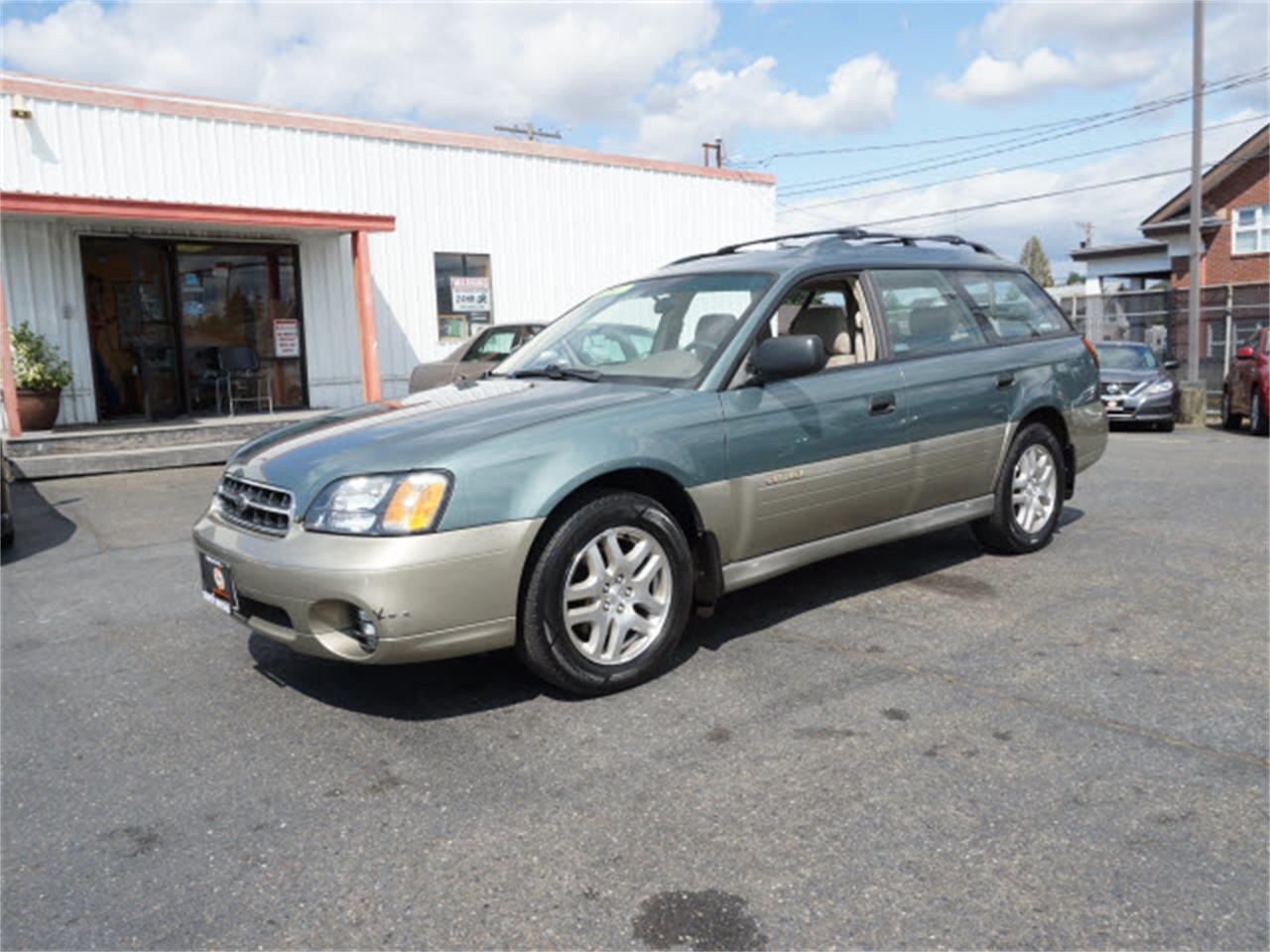 Picture of '02 Outback - O8ET