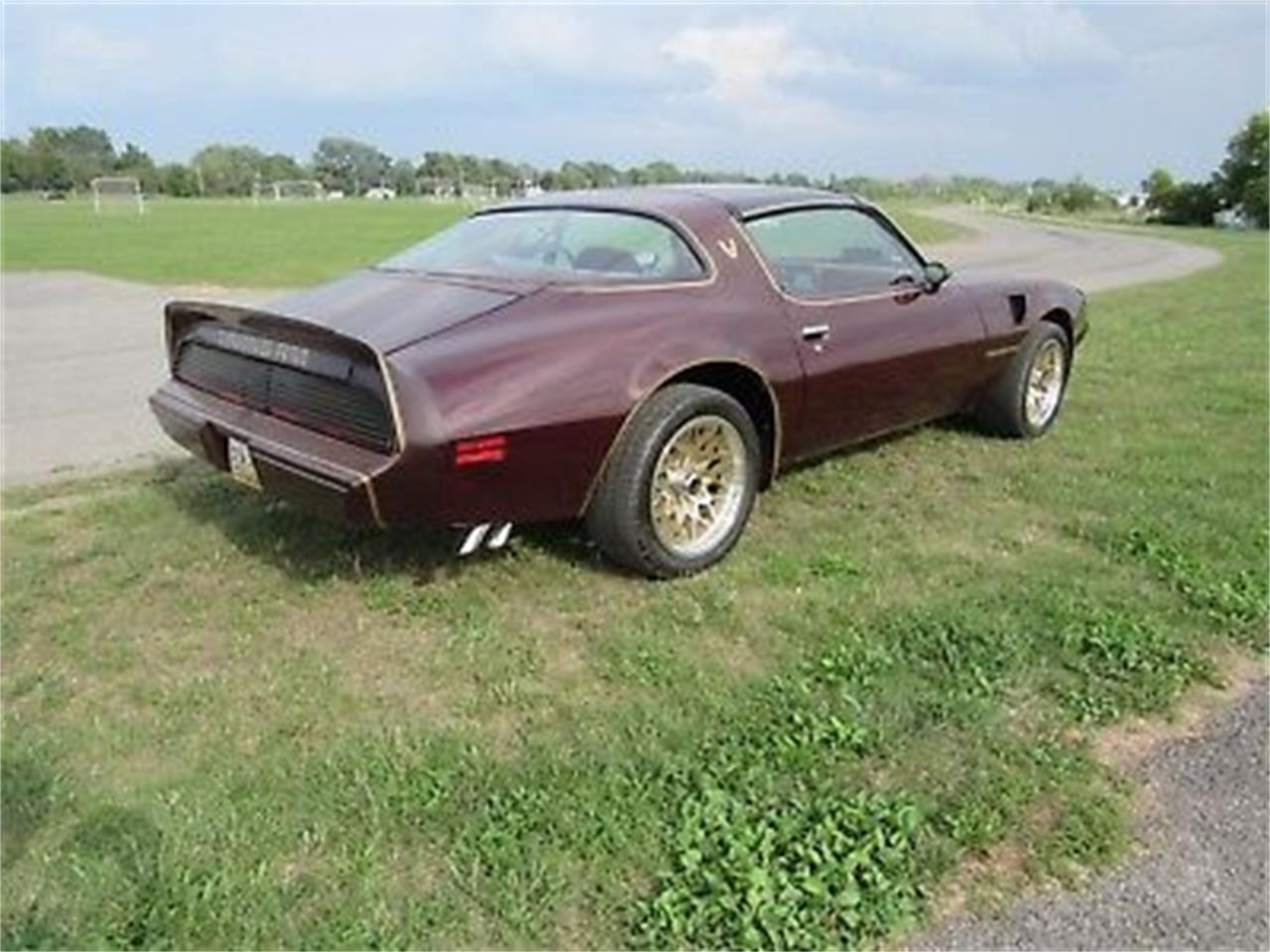 Large Picture of '80 Pontiac Firebird Trans Am located in Niagara Falls New York Offered by a Private Seller - OCWB