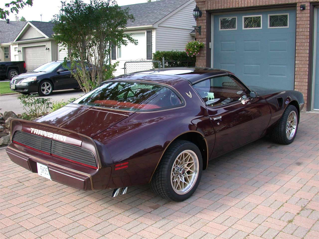 Large Picture of '80 Firebird Trans Am located in Niagara Falls New York - $24,000.00 Offered by a Private Seller - OCWB