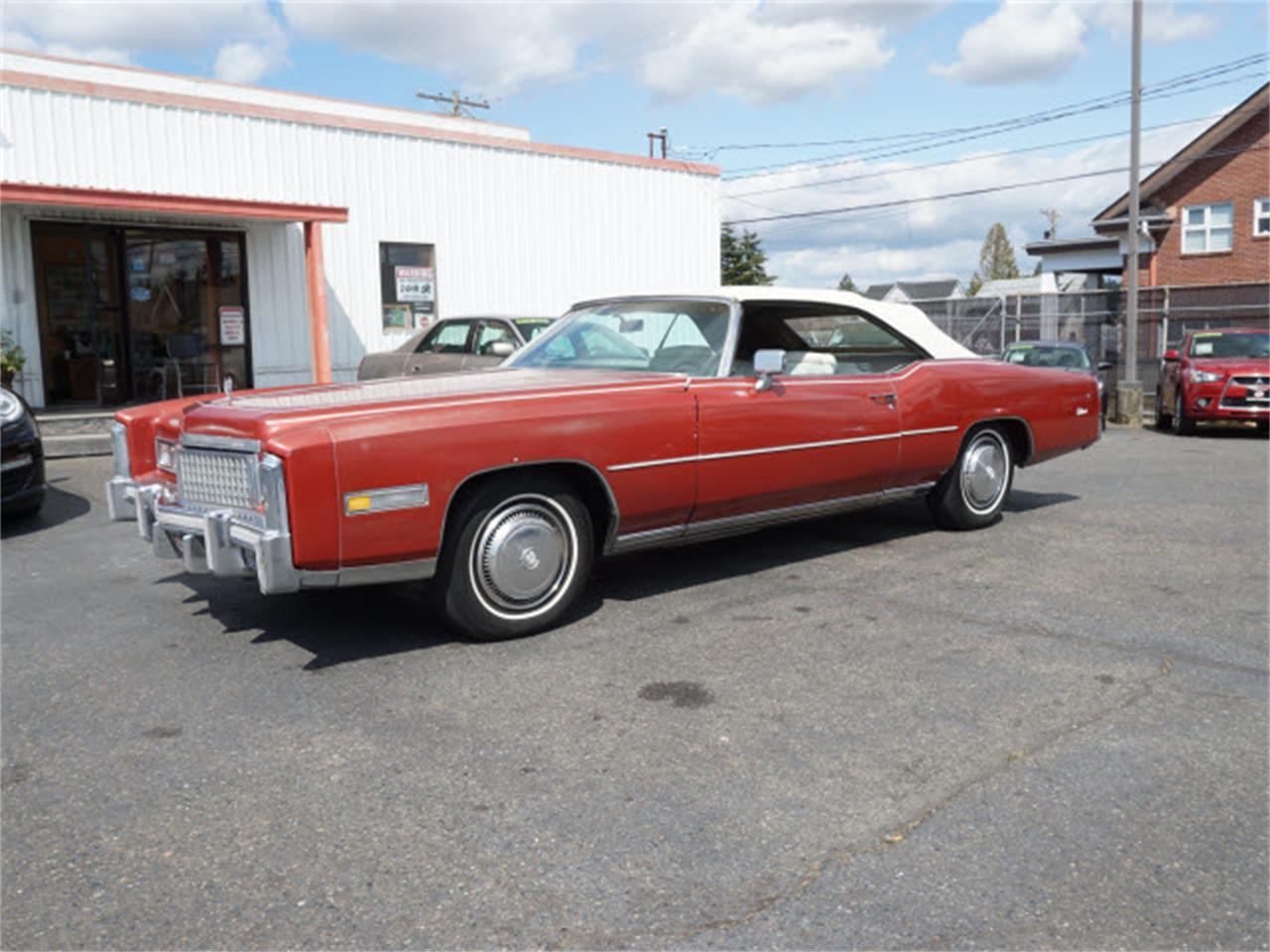 Picture of '75 Eldorado - O8EU