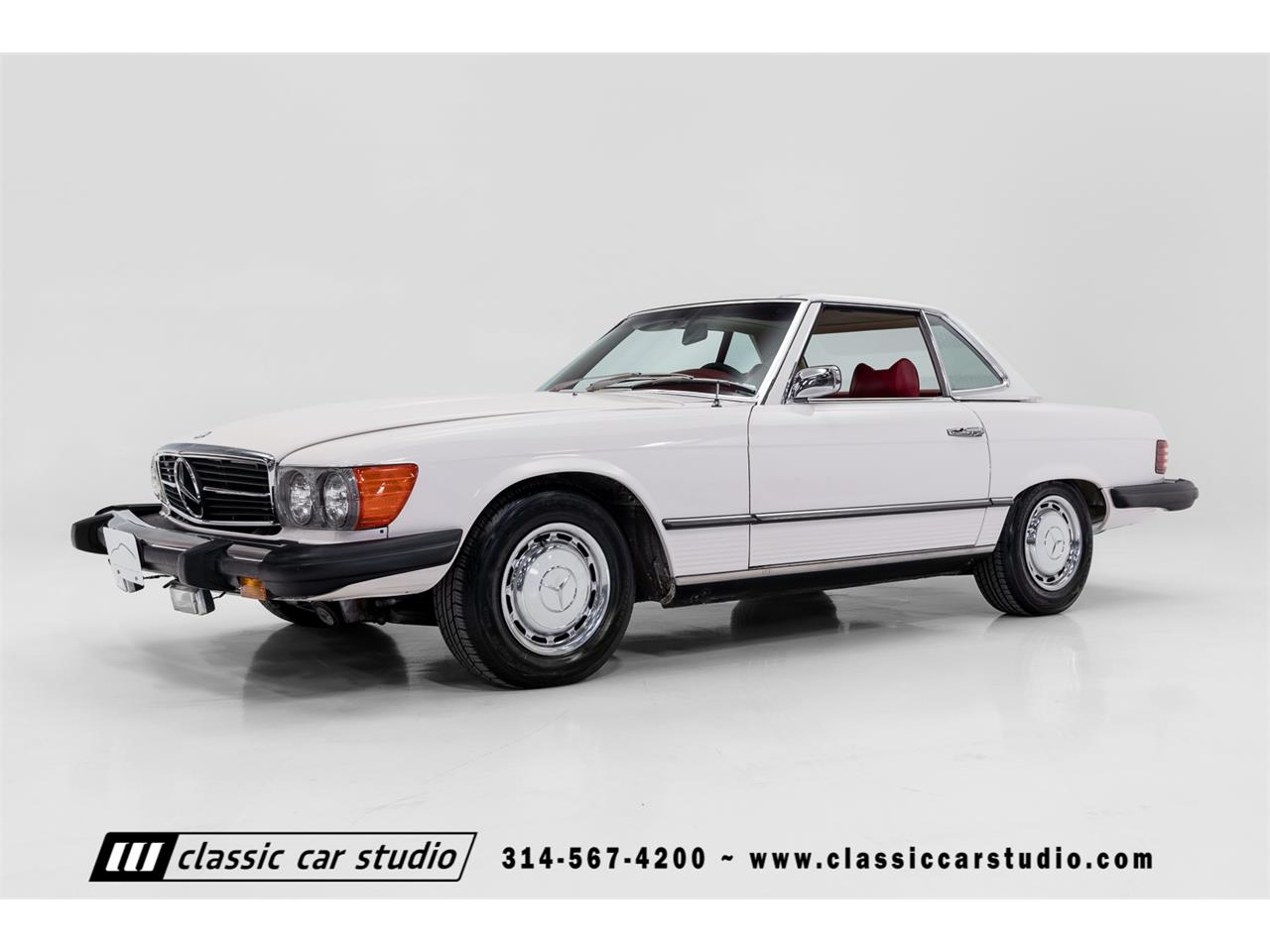 Picture of '74 450SL - OCWD
