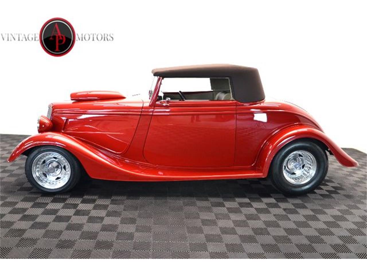 Picture of '34 Cabriolet - O8EV