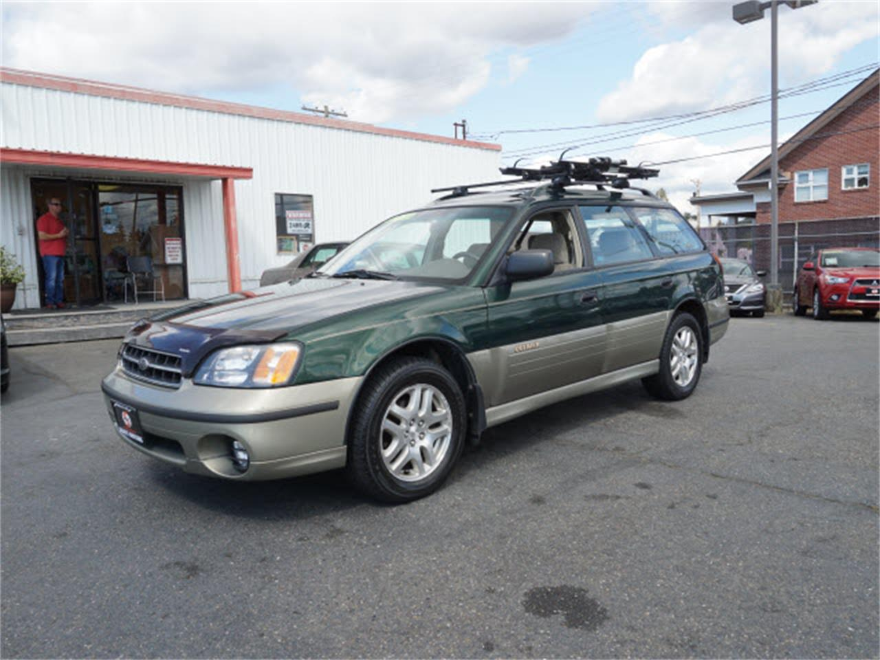 Picture of '00 Outback - O8EW