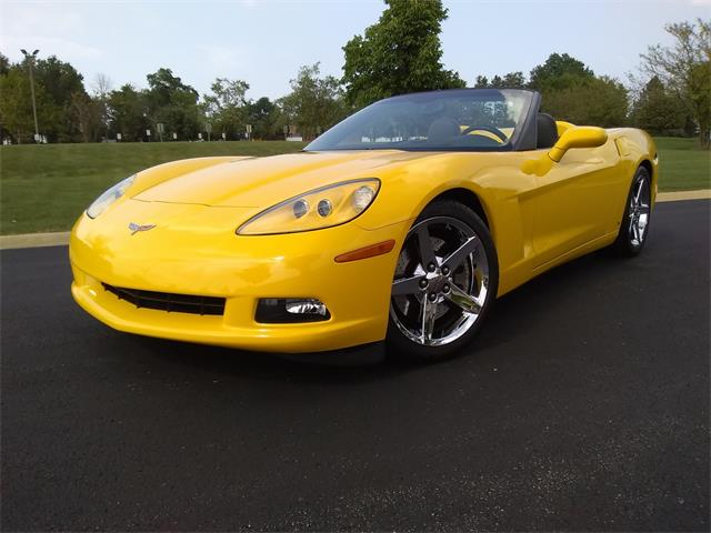 Picture of '07 Corvette located in Indiana Offered by a Private Seller - OCX6