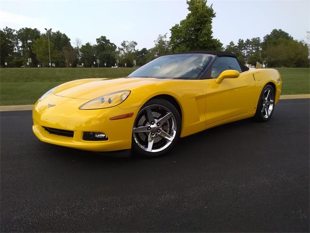 Picture of '07 Chevrolet Corvette located in Indiana - OCX6