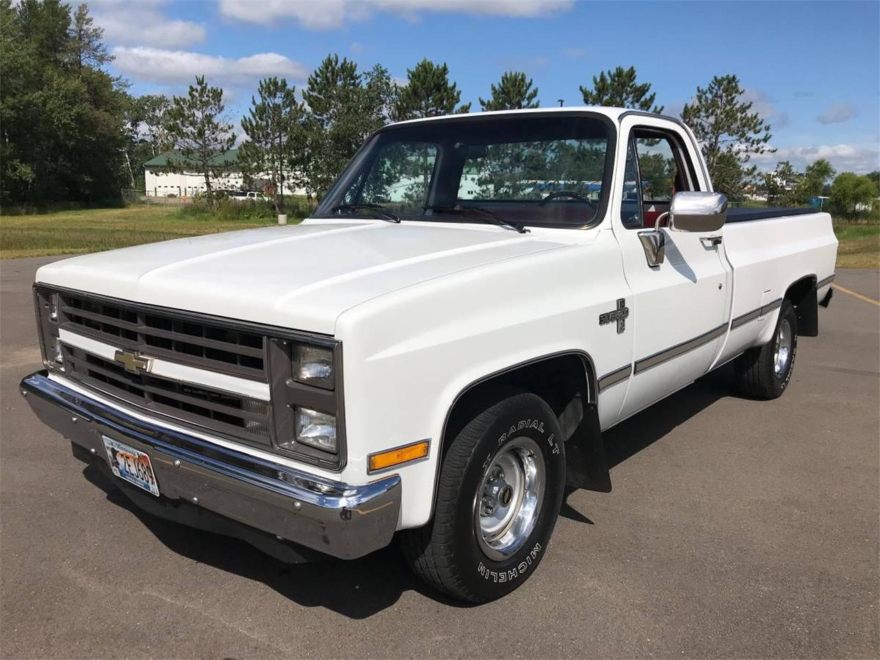 Picture of '87 C10 - O8EZ
