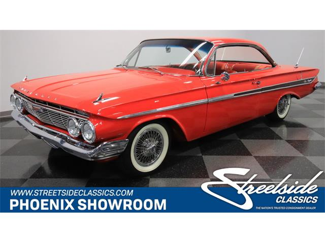 Picture of 1961 Impala - $49,995.00 Offered by  - OCXQ