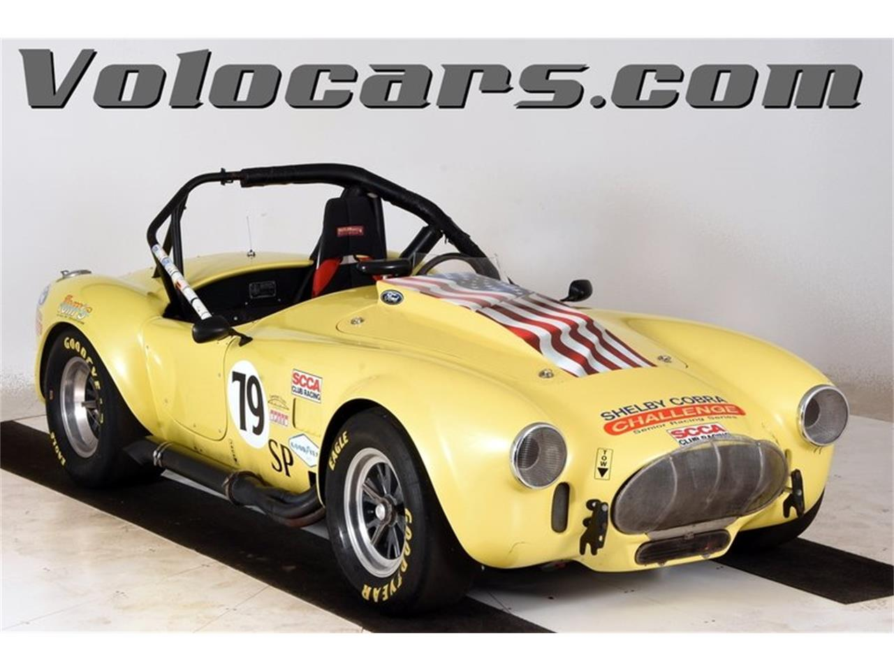 Large picture of classic 1965 cobra 112998 00 offered by volo auto museum ocxx