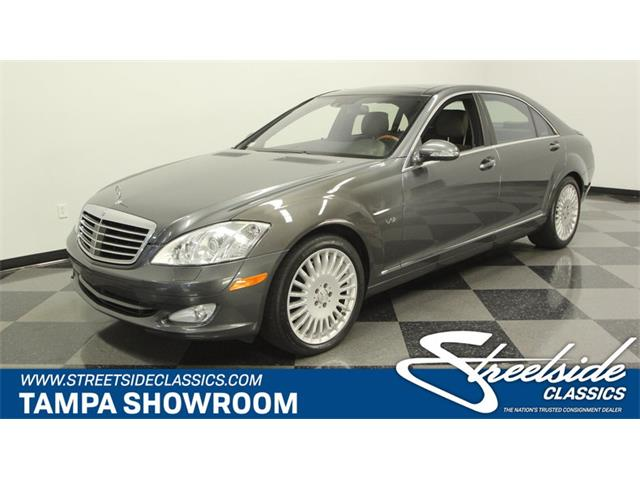 Picture of '07 S600 - OCY5