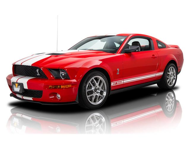 Picture of '07 GT500 - OCY8
