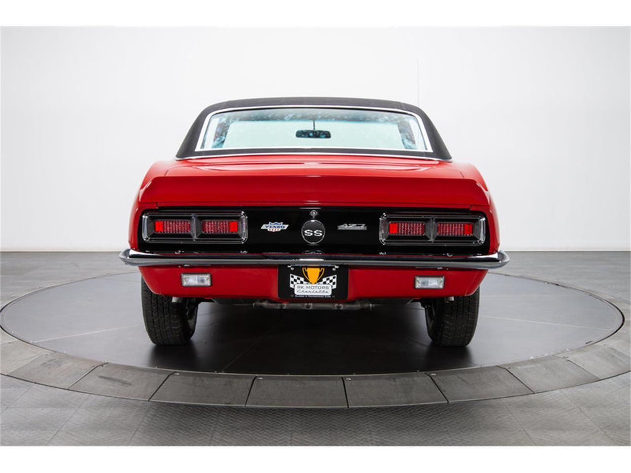 1968 Chevrolet Camaro Yenko For Sale Cc 1136530 Large Picture Of 68 Ocya