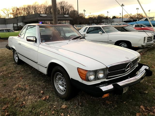Picture of '78 450SL - OCYM