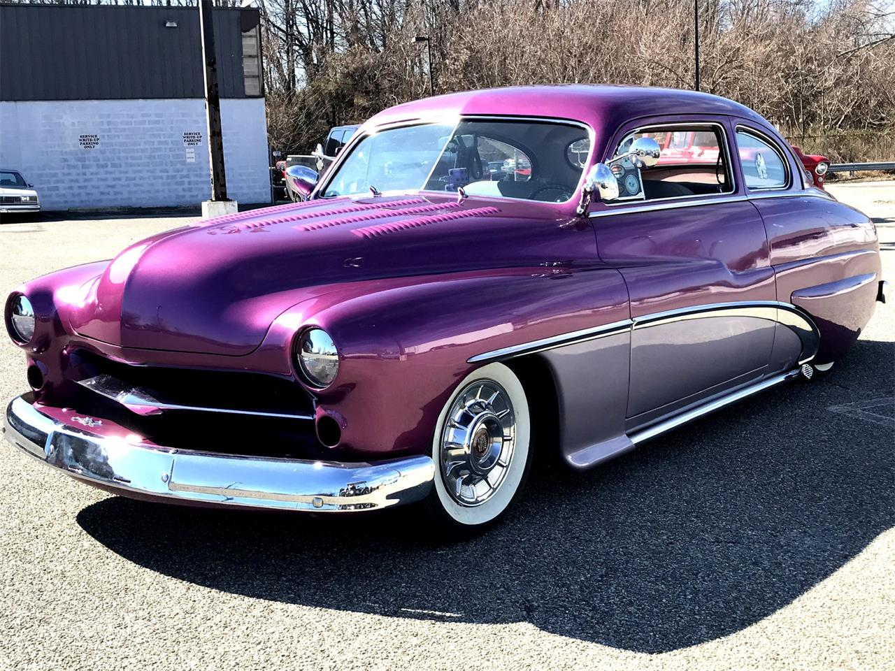 1950 Mercury Custom For Sale