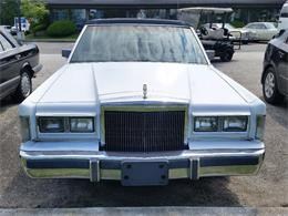 Picture of 1988 Lincoln Town Car - OCZ3