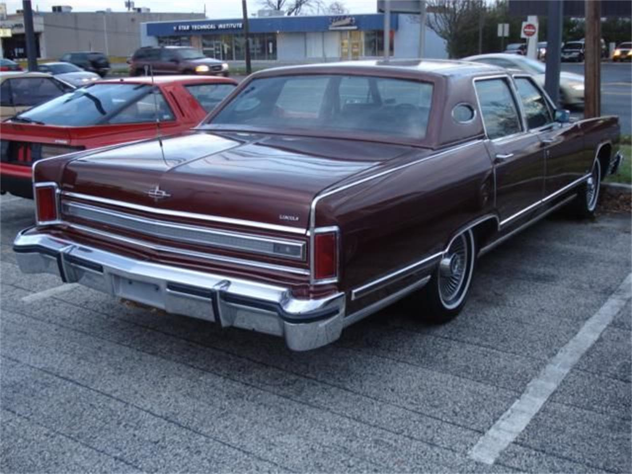 Large Picture of 1979 Lincoln Town Car - $8,900.00 - OCZC