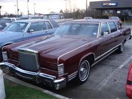Picture of '79 Lincoln Town Car located in Stratford New Jersey - OCZC