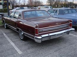 Picture of '79 Lincoln Town Car located in New Jersey Offered by Black Tie Classics - OCZC