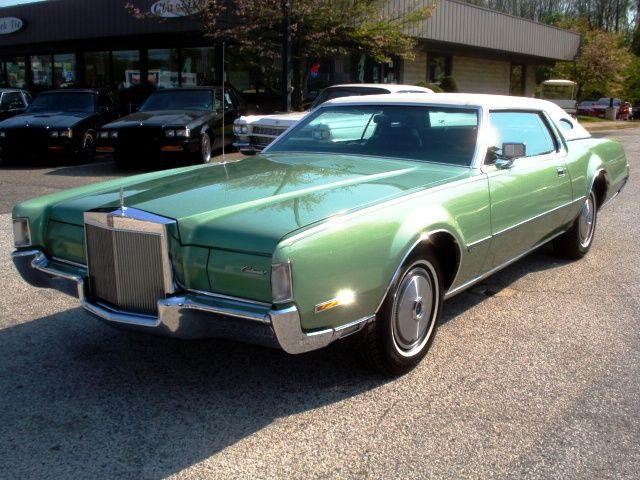 Picture of '72 Lincoln Mark IV located in New Jersey Offered by  - OCZI