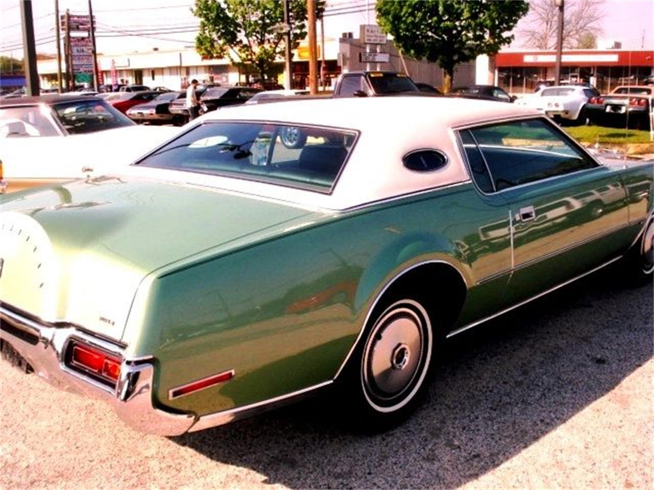 Large Picture of Classic 1972 Lincoln Mark IV - OCZI