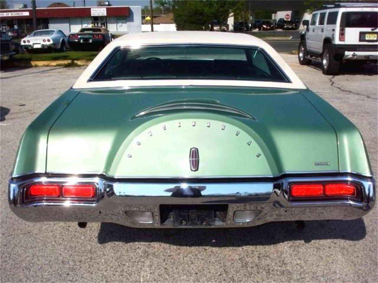 Large Picture of '72 Lincoln Mark IV located in Stratford New Jersey Offered by Black Tie Classics - OCZI