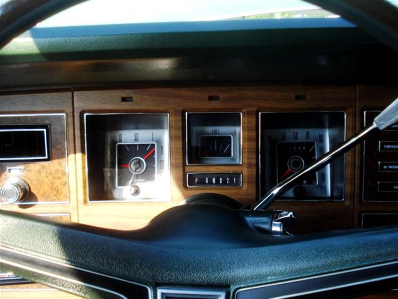 Large Picture of 1972 Lincoln Mark IV Offered by Black Tie Classics - OCZI