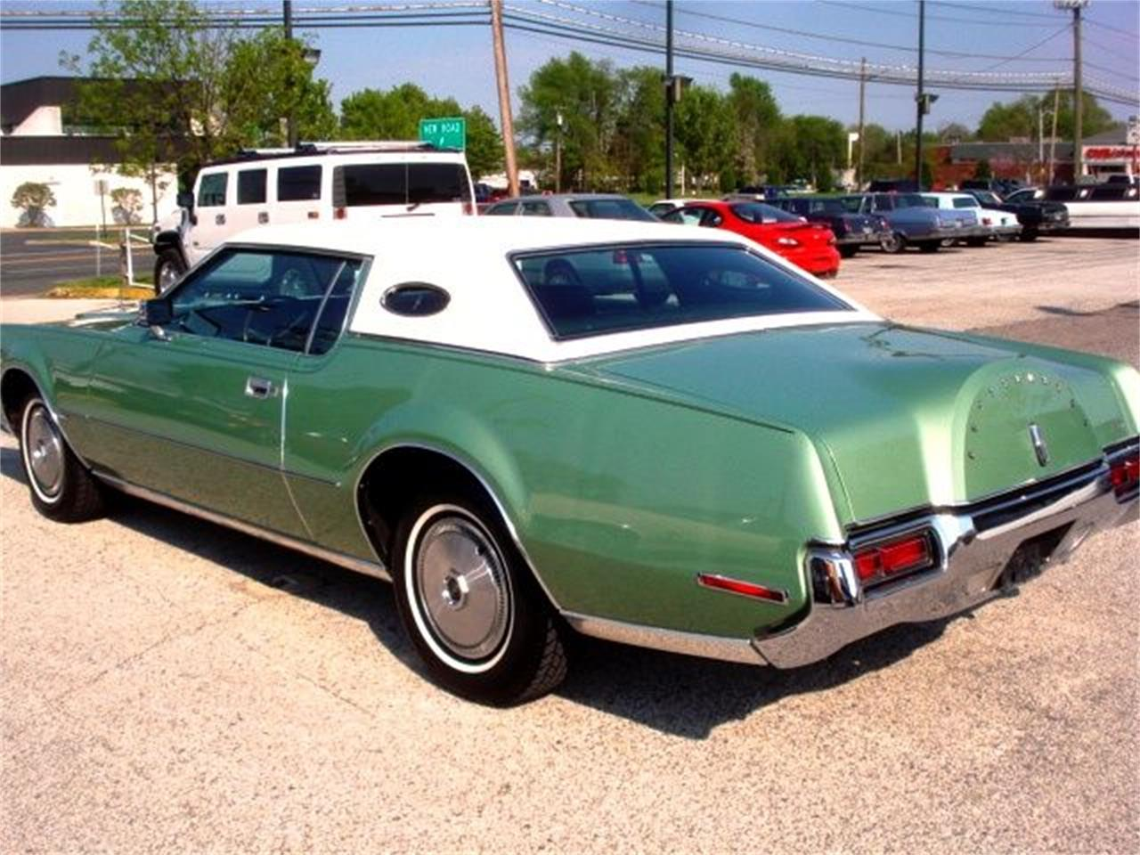 Large Picture of Classic 1972 Lincoln Mark IV located in Stratford New Jersey Offered by Black Tie Classics - OCZI