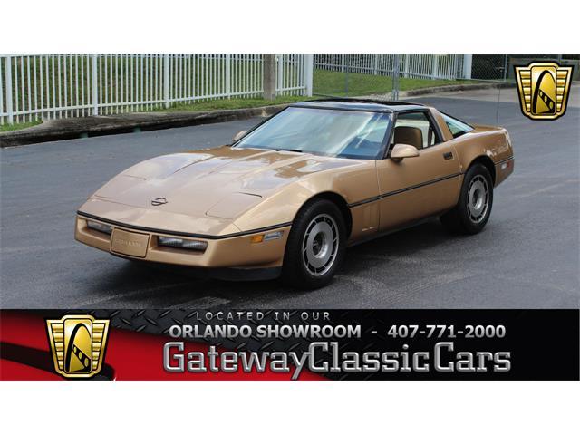 Picture of '85 Corvette - OCZV