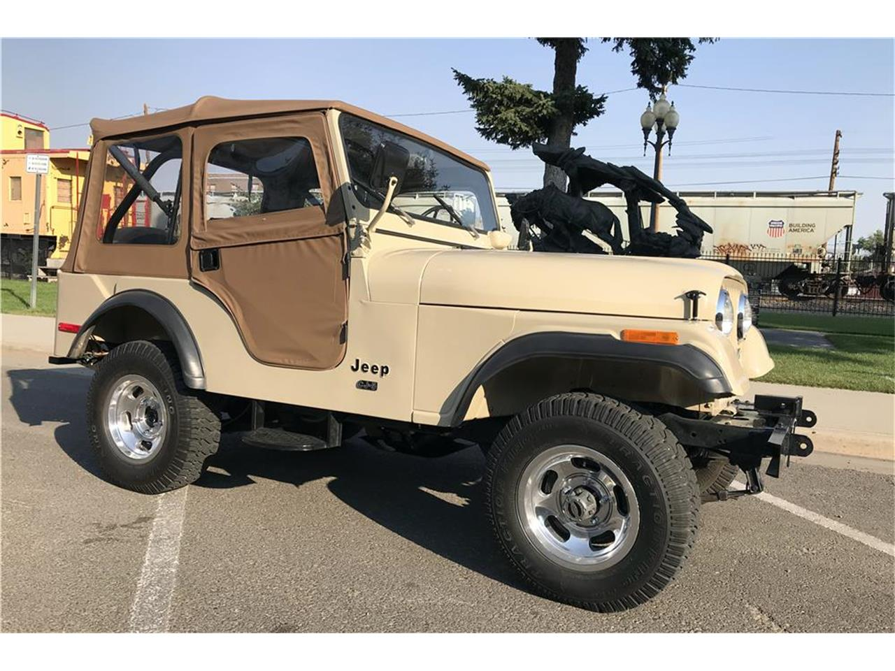 Large Picture of '75 Jeep CJ5 - OD0B