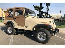 Picture of '75 Jeep CJ5 located in Las Vegas Nevada Offered by Barrett-Jackson - OD0B