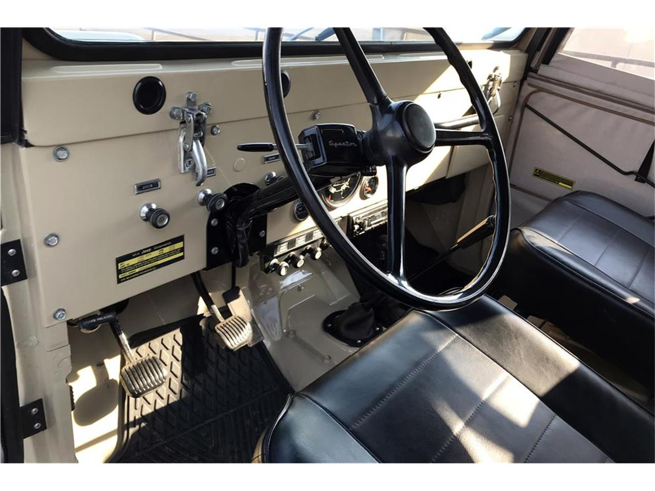 Large Picture of 1975 Jeep CJ5 Auction Vehicle - OD0B